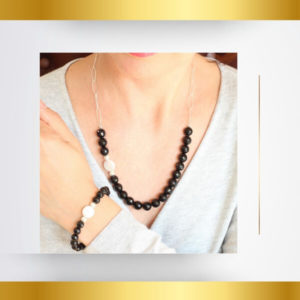 necklaces with pearls