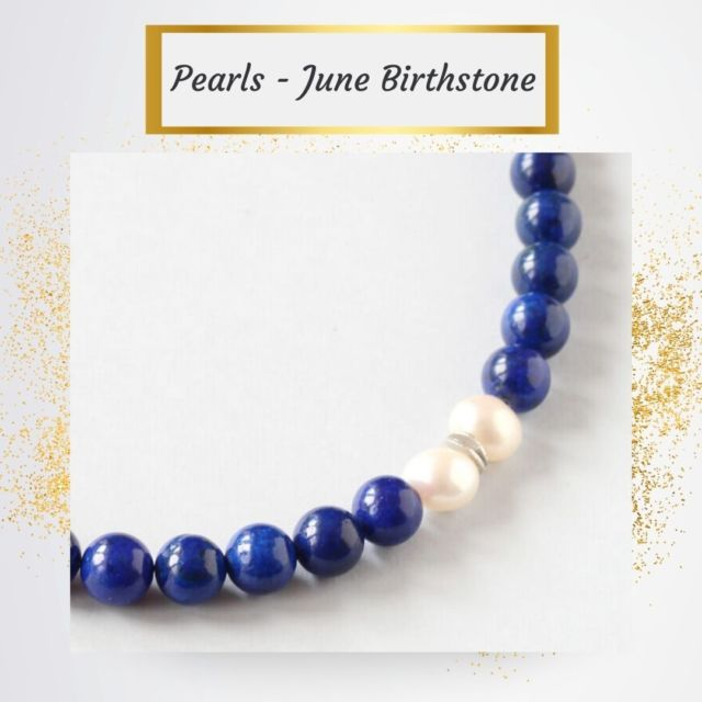 June's birthstone is the pearl. According to South Asian mythology, pearls were dewdrops from heaven that fell into the sea. They are unique as the only gemstones formed from living sea creatures that require no faceting or polishing to reveal natural beauty. Learn where the June birthstone comes from, its history, meaning and different types of pearls. Read more in my blog post. Link is in bio.  #junebirthstone #pearls #pearljewellery #irishjewellery #irishdesign #ilgemstones #birthstonejewellery #handmadejewellery #pearlnecklace #pearlbracelet #pearlearrings #irishcraft