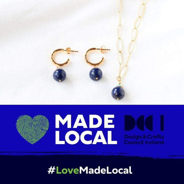 #madelocal 2021 campaign has launched today. It is the latest campaign by Design & Crafts Council Ireland @dccireland  promoting Irish made craft and design and small Irish retailers. This summer, we can all support Ireland's makers and retailers by shopping locally. Use hashtags #madelocal #lovemadelocal to discover lots of beautiful Irish made craft and design products. You can find our jewellery in these shops around the country @irishdesigngallery @designloft.ie @thenarrowspace @eirlooms @black_abbey_crafts @oreillyturpin.westport @holistic_haven_dalkey @rothehouseandgarden @collectiveatmarketsq